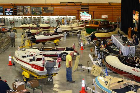 boat auctions mi mikkelson collection auction friday report with a