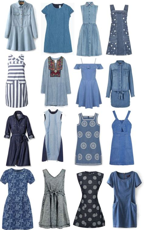 5 Denim Goodies To Delight You And Your Closet by 17 Best Ideas About Womens Denim Dress On