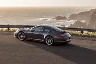 Porsche 911 Carerra 2017 Porsche 911 Second Drive Review