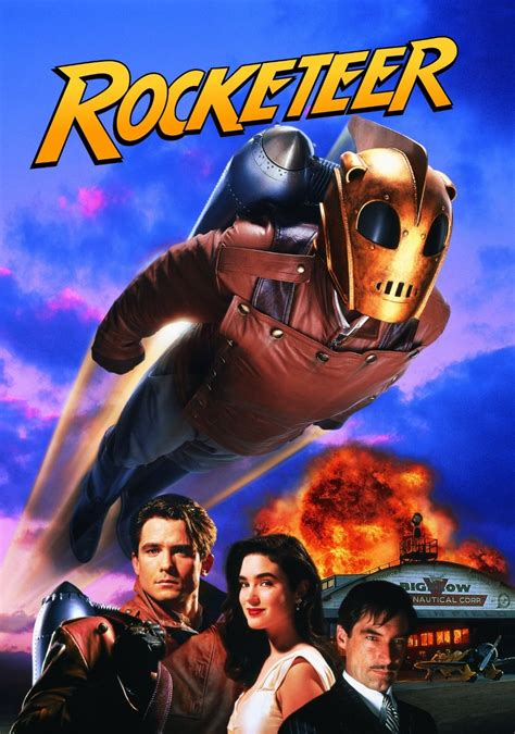 film film the rocketeer movie fanart fanart tv