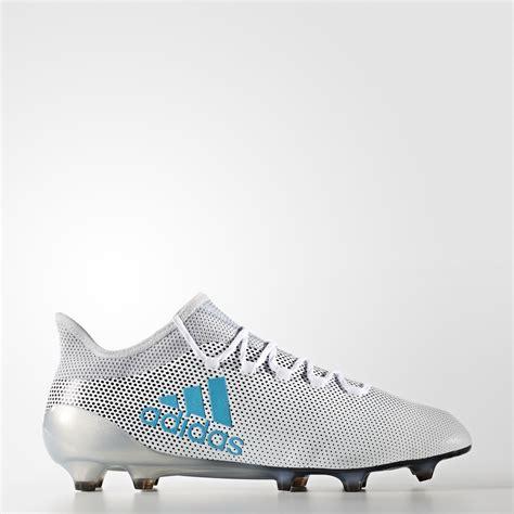 adidas x 17 1 adidas x 17 1 fg dust storm footwear white energy blue