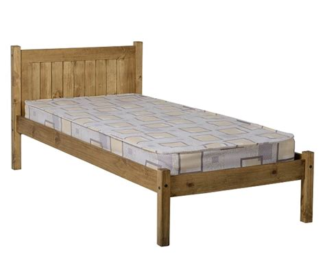 Seconique Maya Maya Low Foot End Bed Frame Furniture Bed Frame