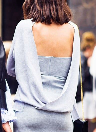 Trend Alert Bringing Backless Back by Zangolotina Image Back Trend Alert