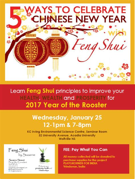 new year traditions feng shui celebrate new year with feng shui at k c irving