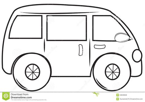printable images of van best photos of van coloring pages van coloring pages