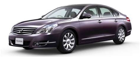 nissan teana 2009 silver why almera sylphy so