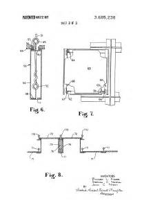Coffered Ceiling Dimensions Patent Us3685238 Coffered Ceiling System Patents