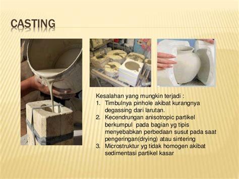 Cetakan Keramik 1 pengantar teknologi keramik