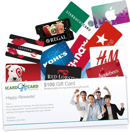 Icard Gift Card - icard gift card emailable gift cards gift certificates icard promotions