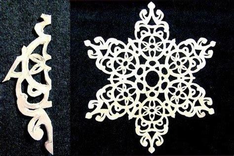 diy paper snowflakes templates 30 free paper snowflake diy templates beesdiy