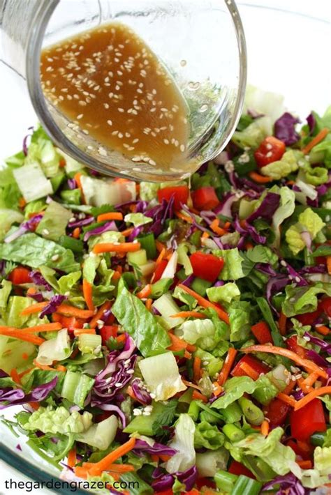 salad ideas gardens salads and lunches on