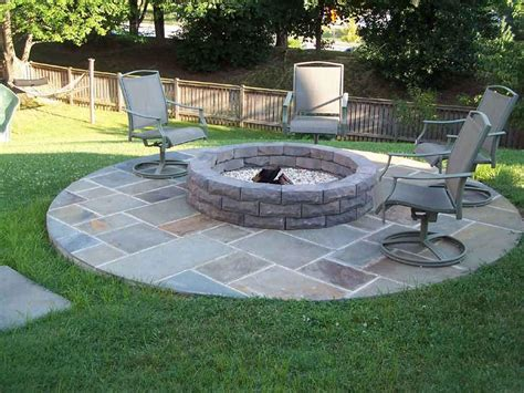 fire pit plans stone fire pit design ideas