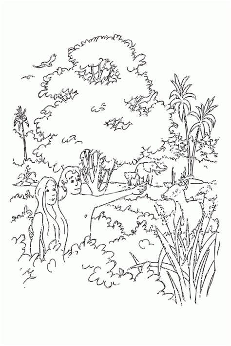 dibujos para colorear de adan y eva imagenes cristianas para colorear dibujos para colorear