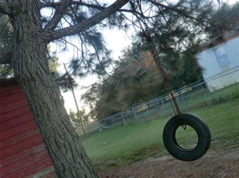 georgia swing enigma ga tire swing in yard in enigma ga photo