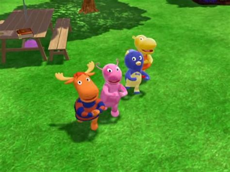 Backyardigans Quest For The Flying Rock Song The Flying Rock Song The Backyardigans Wiki Fandom