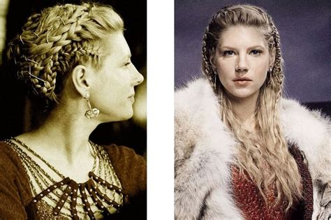 viking braids search wants style