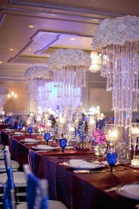 239 best images about Wedding Centerpieces on Pinterest