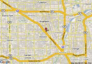 maps of anaheim california hotel menage anaheim deals see hotel photos