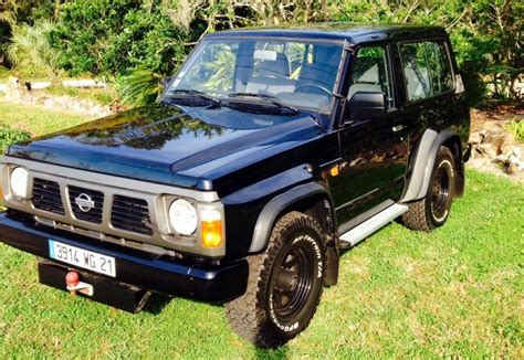 nissan patrol 1990 modified 1995 nissan patrol 2 door 4 215 4 bring a trailer