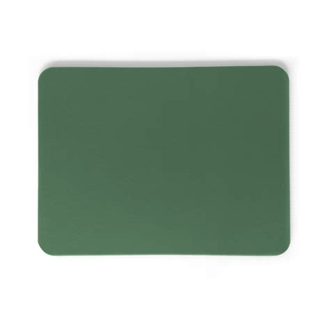green leather desk pad classic evergreen leather desk pad