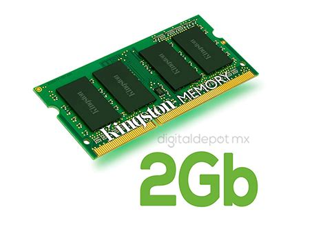 memoria ram 2gb ddr3 digital depot