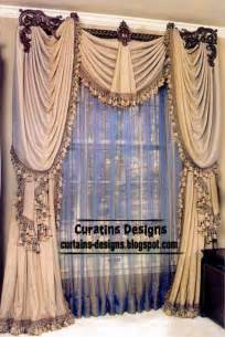 For bedroom unique drapes curtain design top luxury drapes curtain