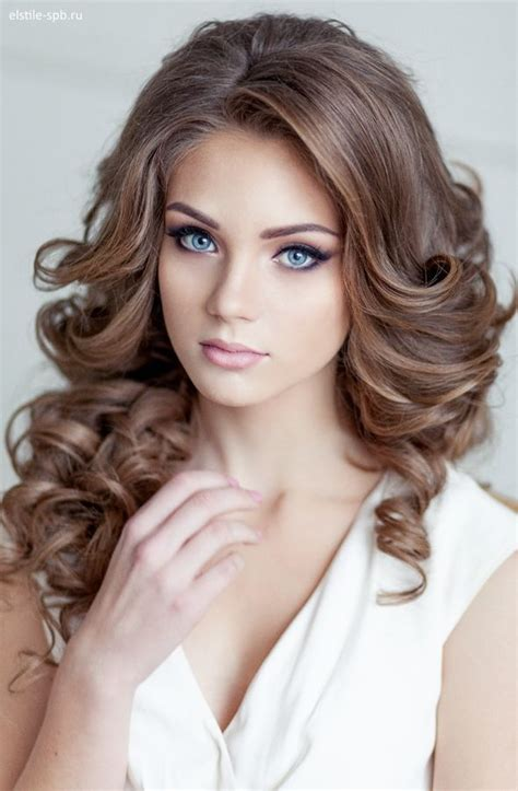Big Soft Curls by Bridal Hair And These Big Curls Are