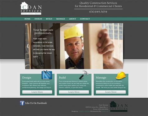 home remodeling website design coan services home remodeling website design