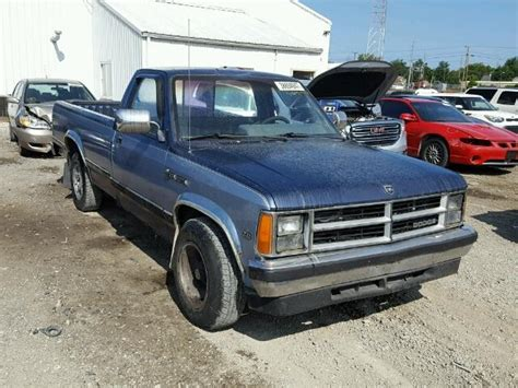 Auto Auction Ended on VIN: 1B7GL26X9KS156857 1989 DODGE