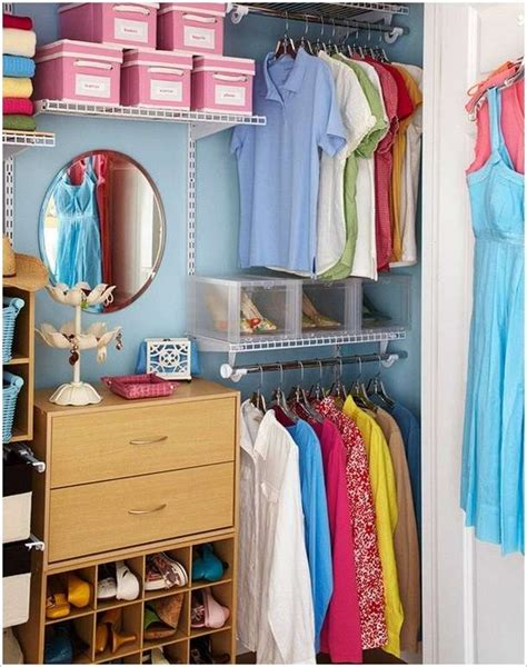 ideas on organizing closets 15 top bedroom closet organization hacks and ideas