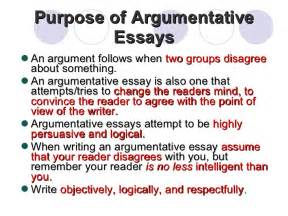 Writing And Argumentative Essay by Argumentative Essay