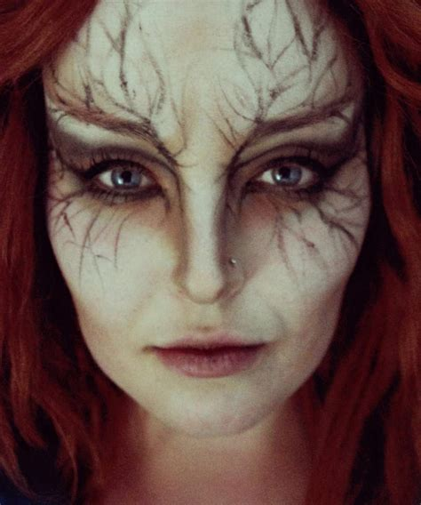 halloween face painting ideas step to make the