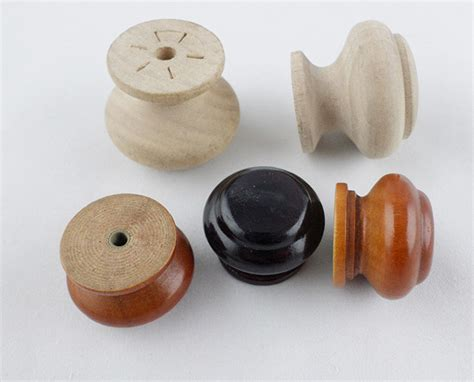 Wooden Knobs For Furniture by Unfinished Wooden Knobs For Drawers Wooden