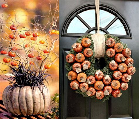 Pumpkin Decor by Pumpkins Carving And Decorating Ideas Hunnam Married