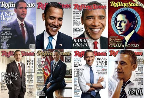 President Obama Has Now Been On As Many Covers Of Rolling | president obama has now been on as many covers of rolling