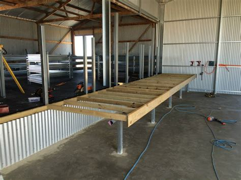Shearing Shed Design by Gallery Higgins Building Contractors