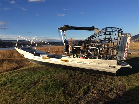 airboat canada 19 x 8 canadian airboat