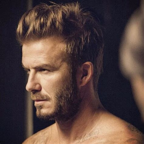 david beckham hairstyles spiky messy mohican 50 david beckham hair ideas menhairstylist com