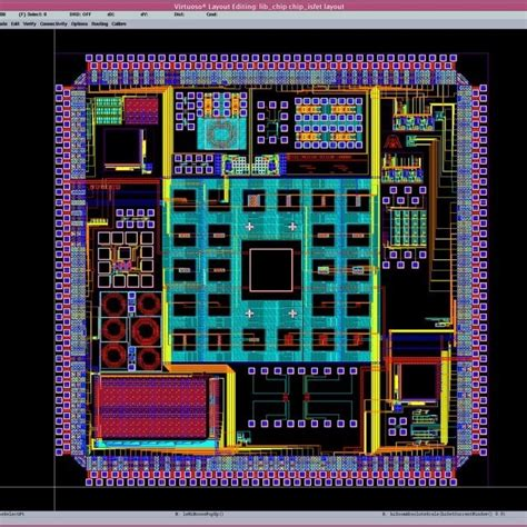 layout design of integrated circuits wipo on site layout services