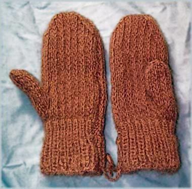 free knitting pattern for mittens on 2 needles 262 best free knitting patterns gloves mittens and