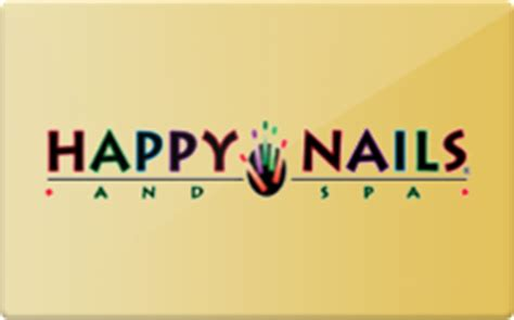 happy nails gift card check your balance online raise com - Happy Nails Gift Card