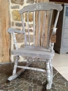 chaise cannee repeinte deco ps