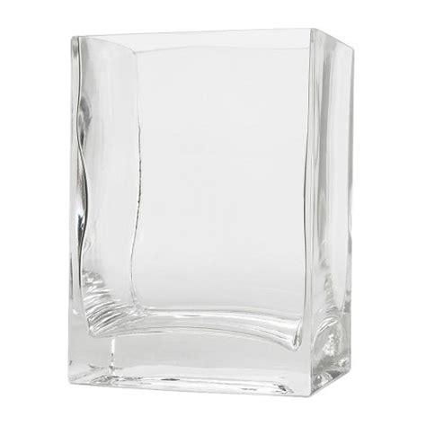 ikea vasi di vetro rektangel vaso ikea
