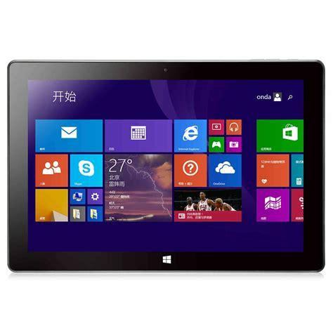 Tablet Pc Windows 8 onda v101w 10 1 inch ips screen windows 8 1 tablet pc 32gb