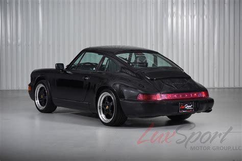 1990 porsche 911 carrera 2 1990 porsche 964 carrera 2 coupe carrera stock 1990120