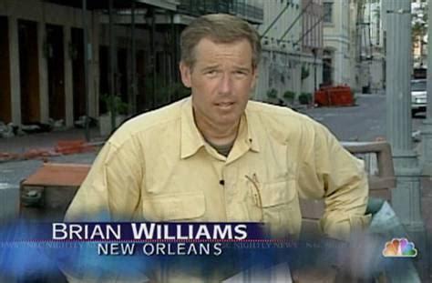 brian williams katrina diary: no floating body nor