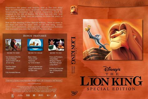 film lion dvd lion king 3 dvd cover www imgkid com the image kid has it