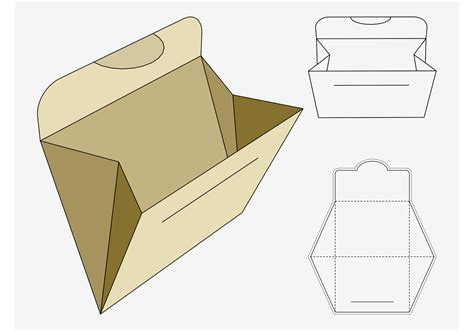 How To Make A Folder Out Of Paper - folder paper craft free vector stock