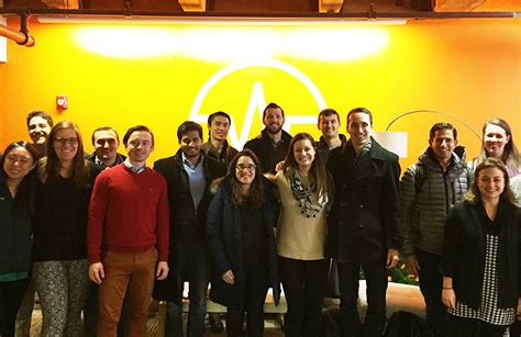 Tuck Mba Visit by Tuck School Of Business Exploring Boston S Startup