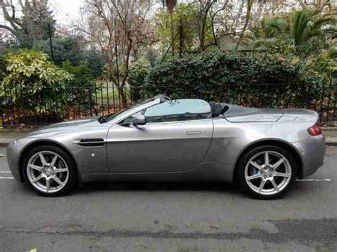 Aston Martin Vantage Convertible For Sale by Aston Martin Vantage 4 3 V8 Roadster Sportshift